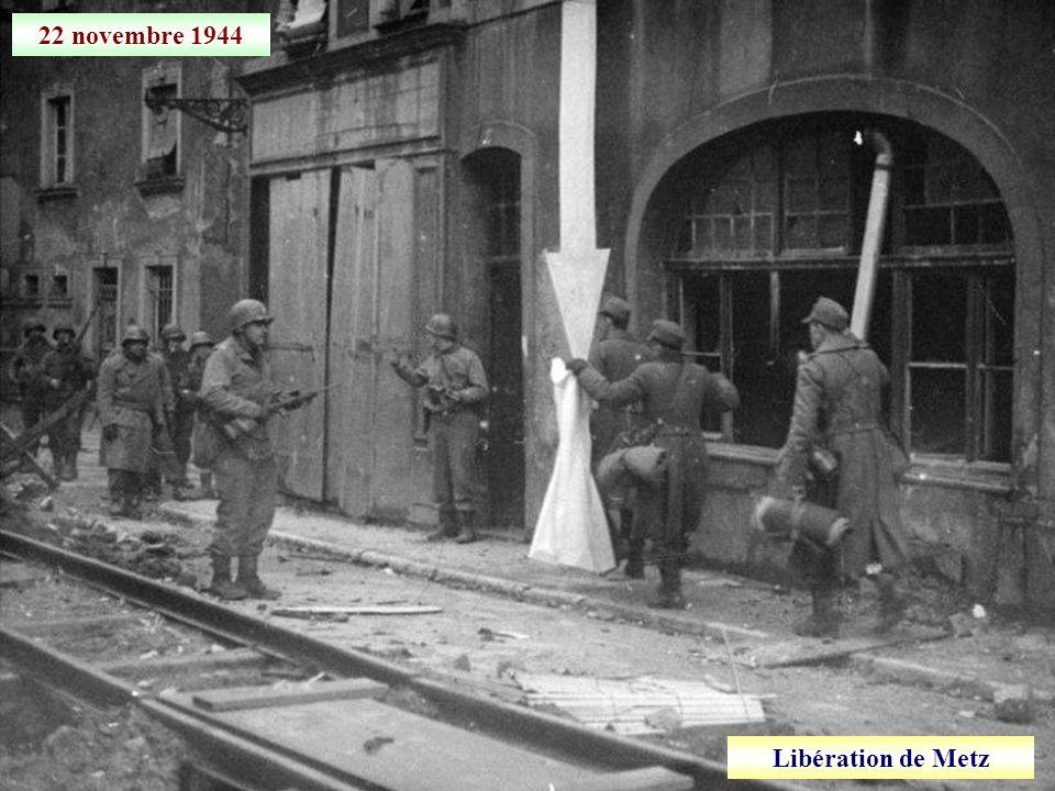 Octobre 1944 Char Sherman M4 sur le front des Vosges