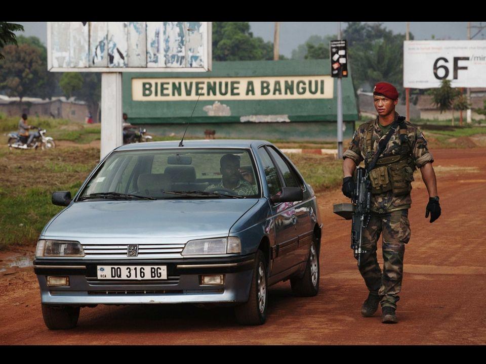 Le général Francisco Soriano, commandant des Forces françaises au Gabon (FFG) depuis cet été, va diriger l'opération Sangaris de soutien à la MISCA af
