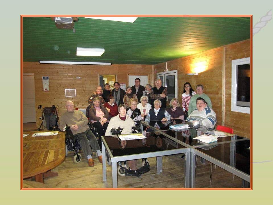 Noël 2010 : Sur une idée de Jean-Luc, nous créons, en quelques heures, la cordée de Nël en quelques jours.