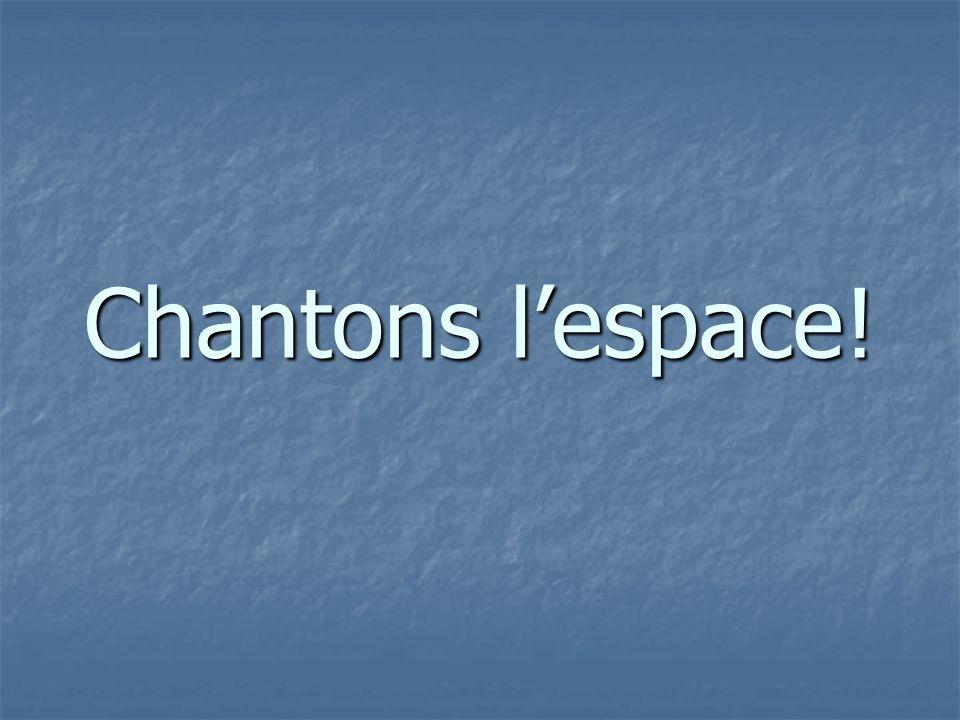 sous la supervision de Marie-Josée Millette et Élaine Roy Photos prises à lAgence spatiale canadienne