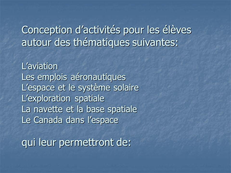 …des responsables du projet des Bourses de l île du savoir pour la promotion des sciences, de la technologie et de linnovation auprès des jeunes de l île de Montréal M.