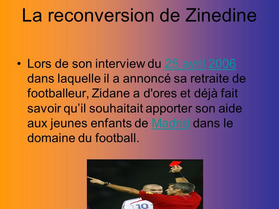 Zinedine à la Coupe du monde 2006 Maillot N°10 Zinedine Zidane encadré et dédicacé Il entreprend alors sa dernière compétition avec léquipe de France