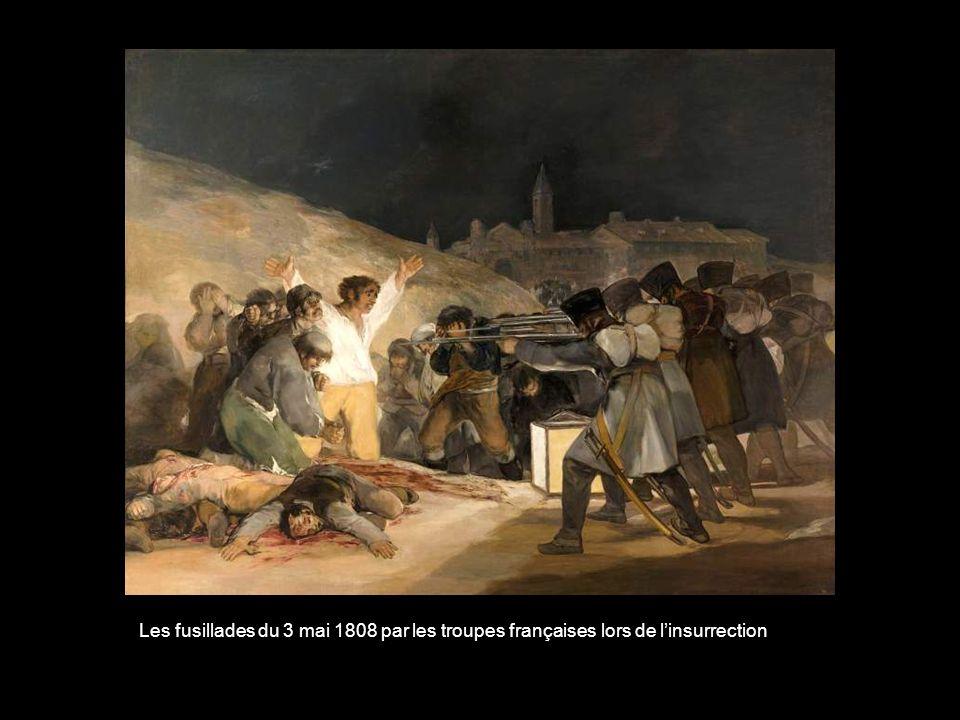 La charge des Mamelouks du 2 mai 1808 lors de linsurrection espagnole contre les troupes françaises