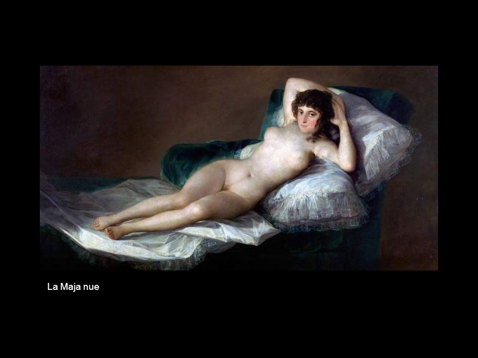 Éloge à Francisco Goya « Cest un véritable peintre, un singulier génie que Goya.
