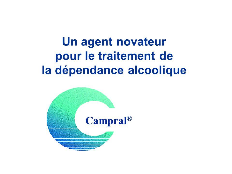 Campral ® Un agent novateur pour le traitement de la dépendance alcoolique