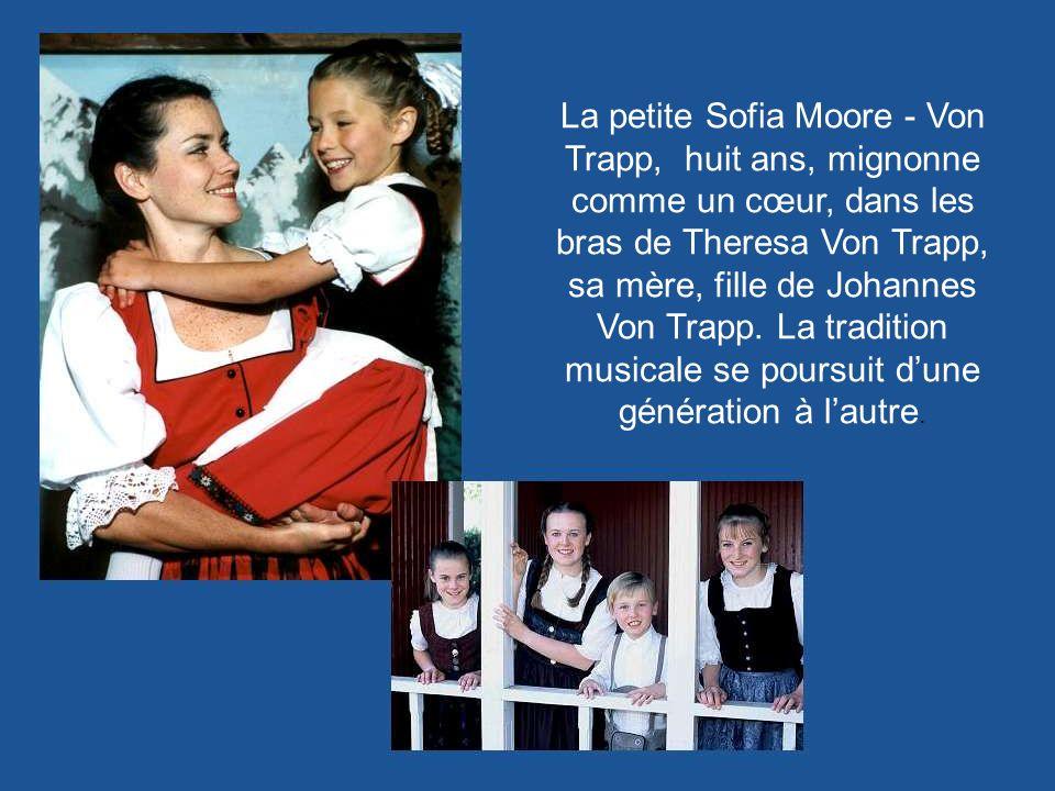 Une nouvelle chorale des Von Trapp est née en 2002 et donne des concerts. Elle regroupe les petits-enfants et les arrière-petits-enfants du baron et d