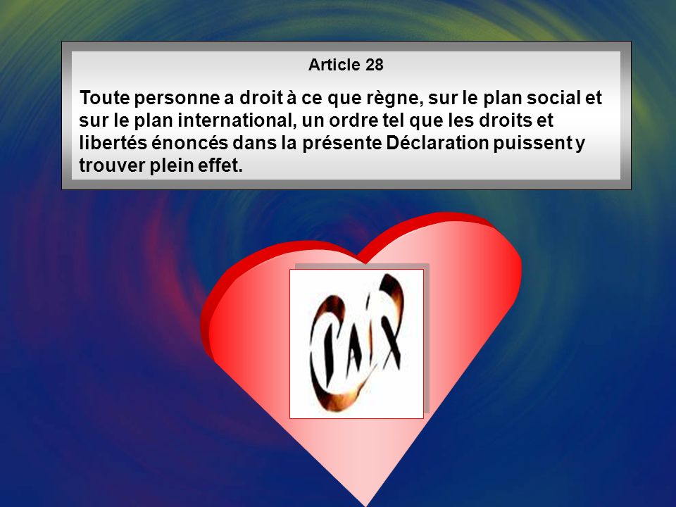 Article 27 1.