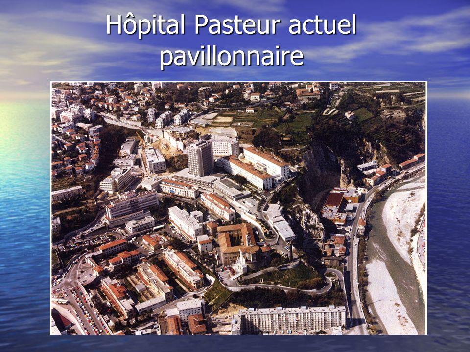 Nouvel Hôpital Pasteur II monobloc