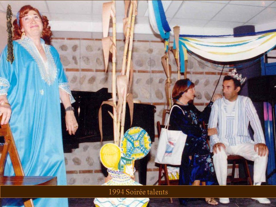 1994 Soirée talents
