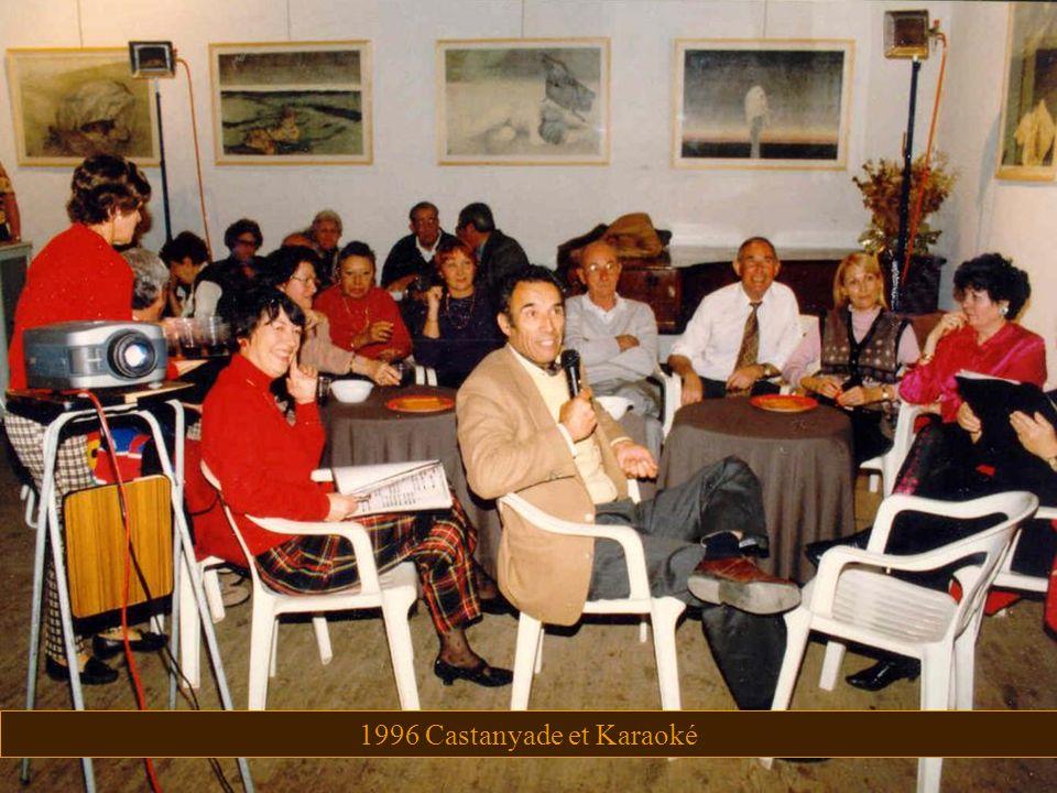 1996 Castanyade et Karaoké