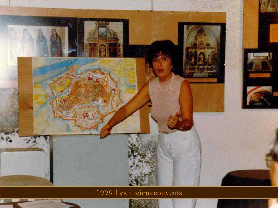 1996 Les anciens couvents