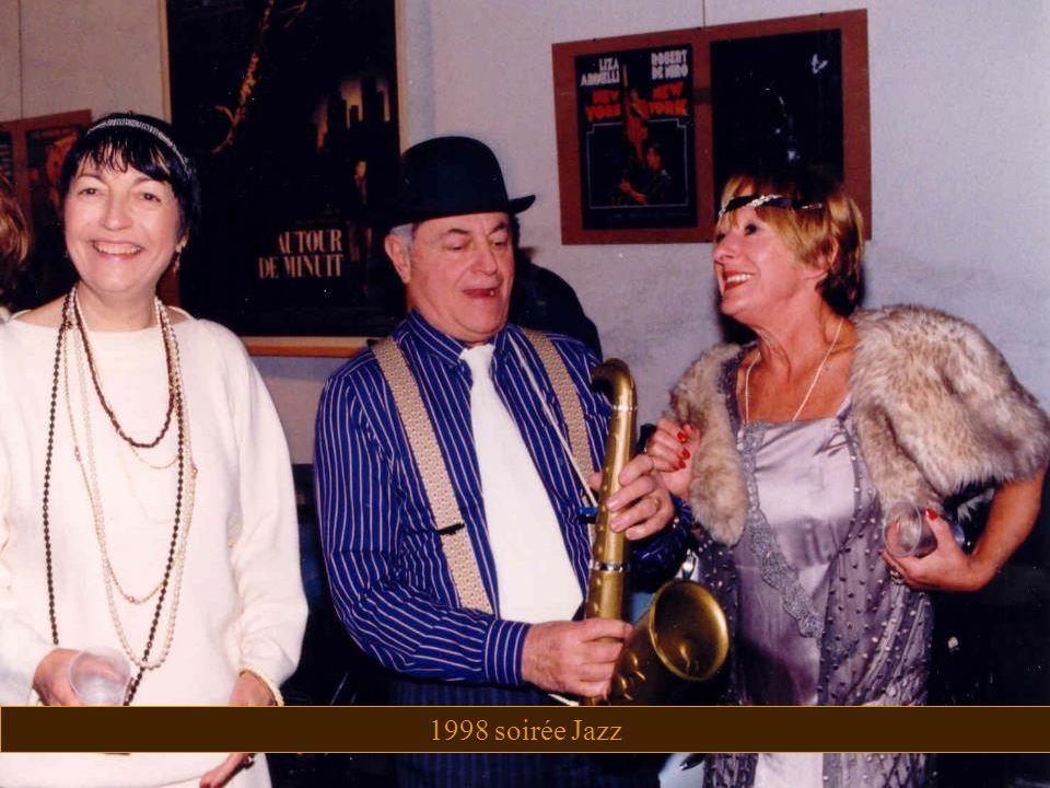 Mù!: 1998 soirée Jazz