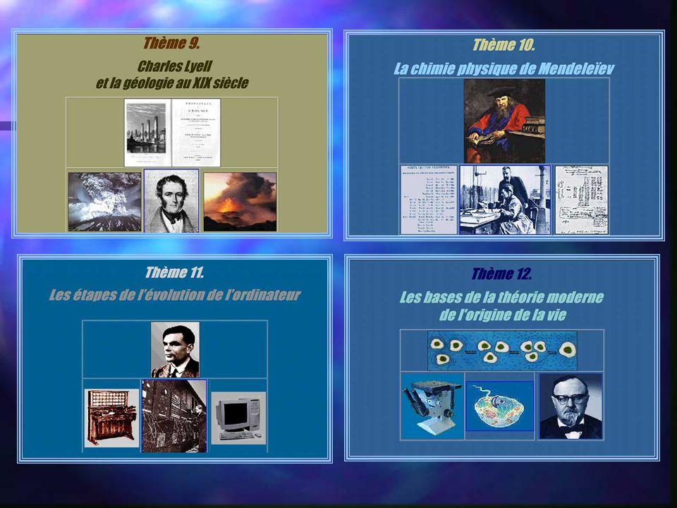 Unité 1 Thème 1.Les origines de la science Тема 1.