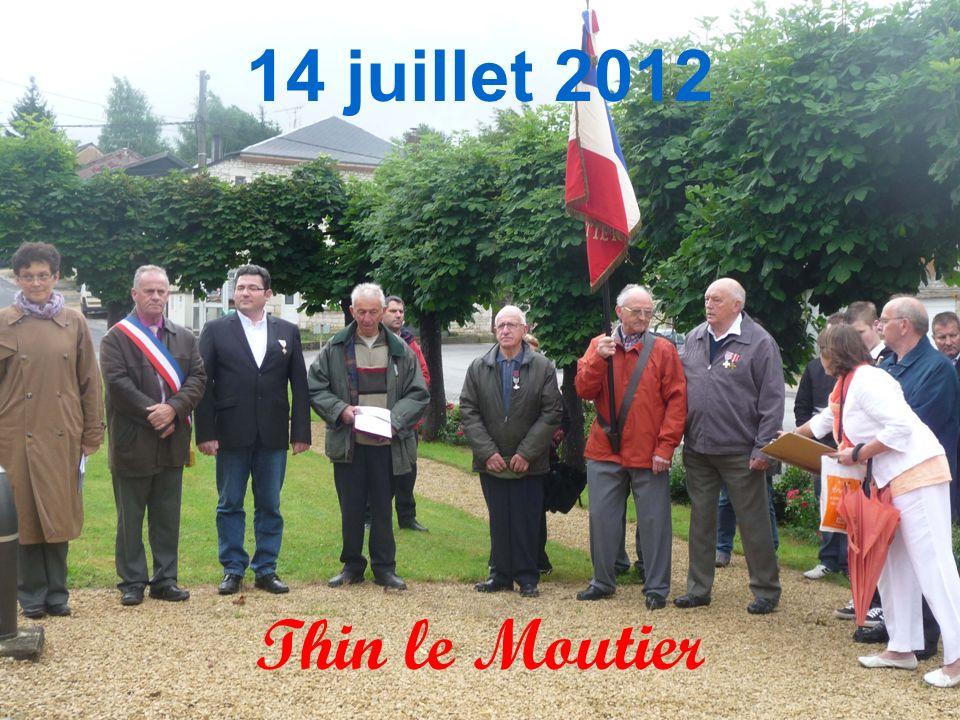14 juillet 2012 Thin le Moutier