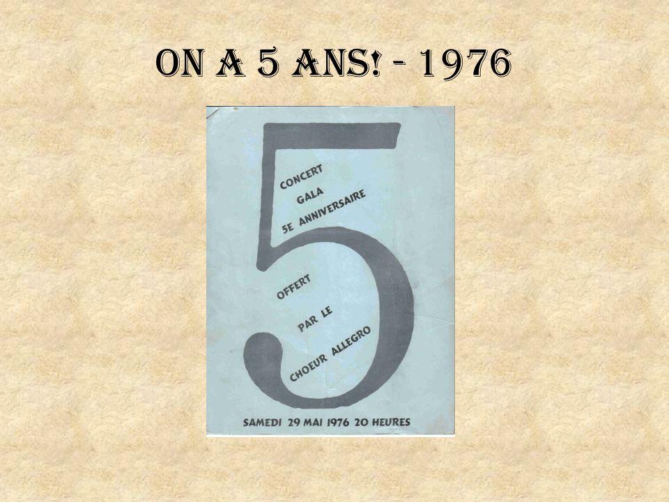 Liste des membres masculins 1981