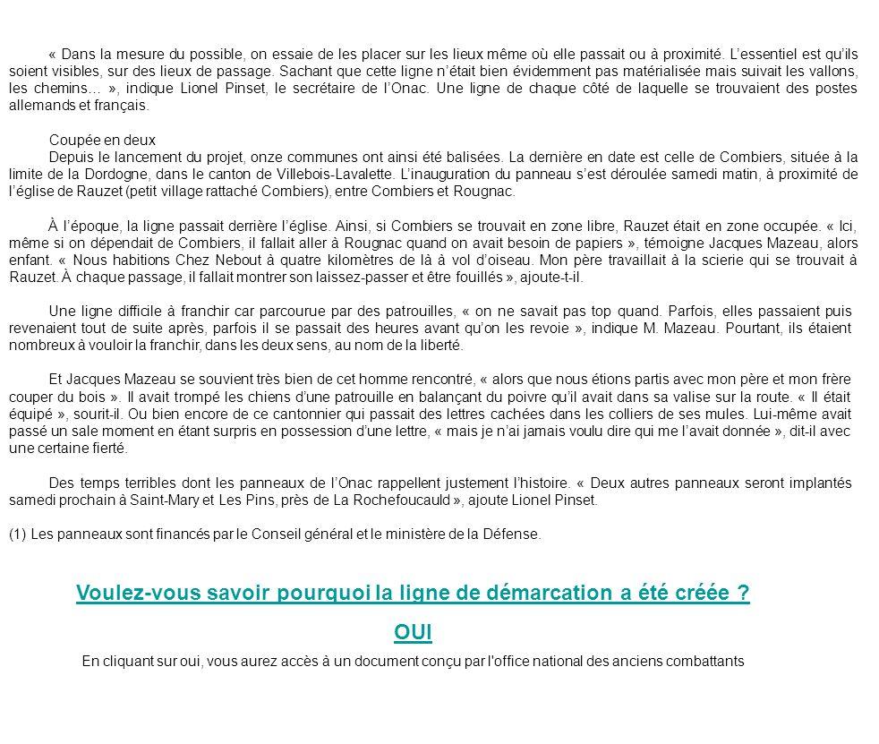 Article La Charente libre Voir la vidéo