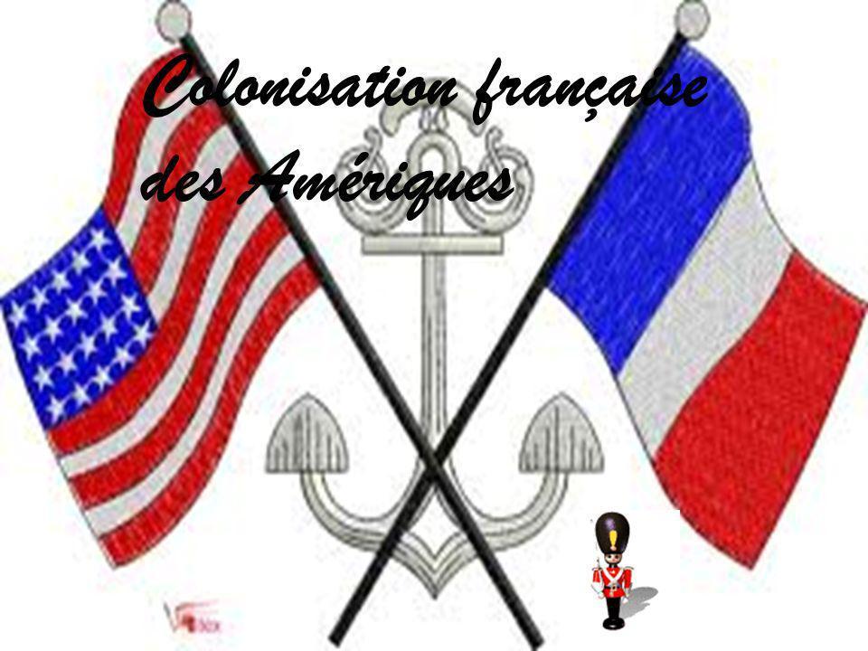 Colonisation française des Amériques