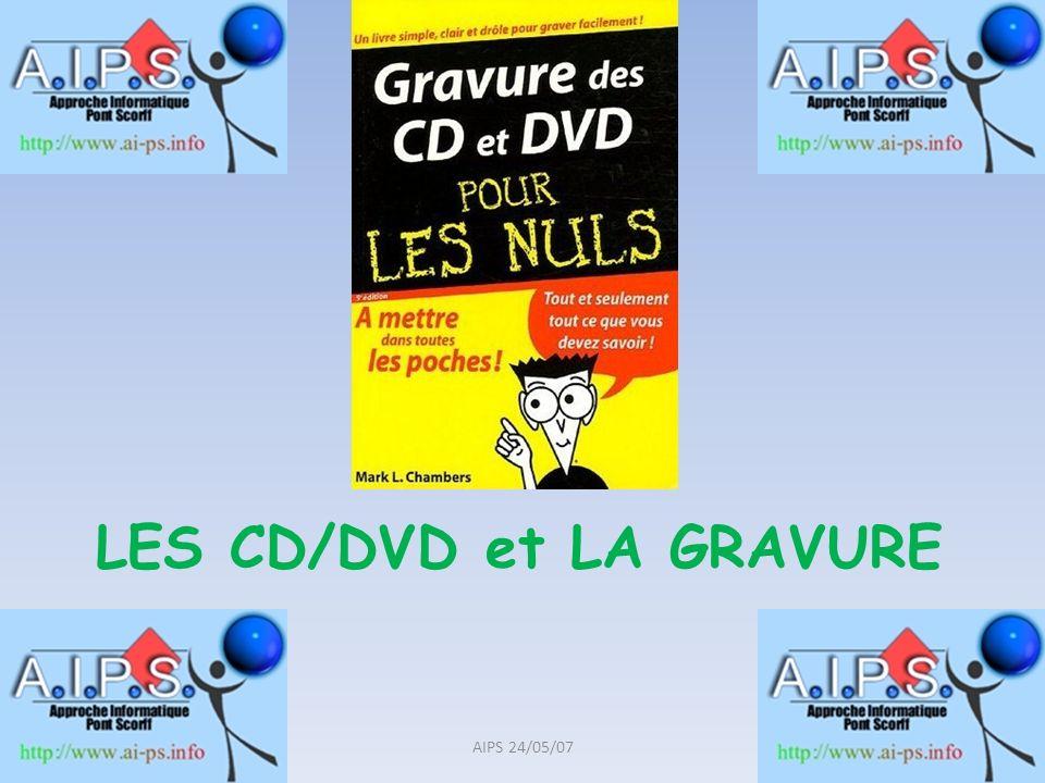 LES CD/DVD et LA GRAVURE AIPS 24/05/0738