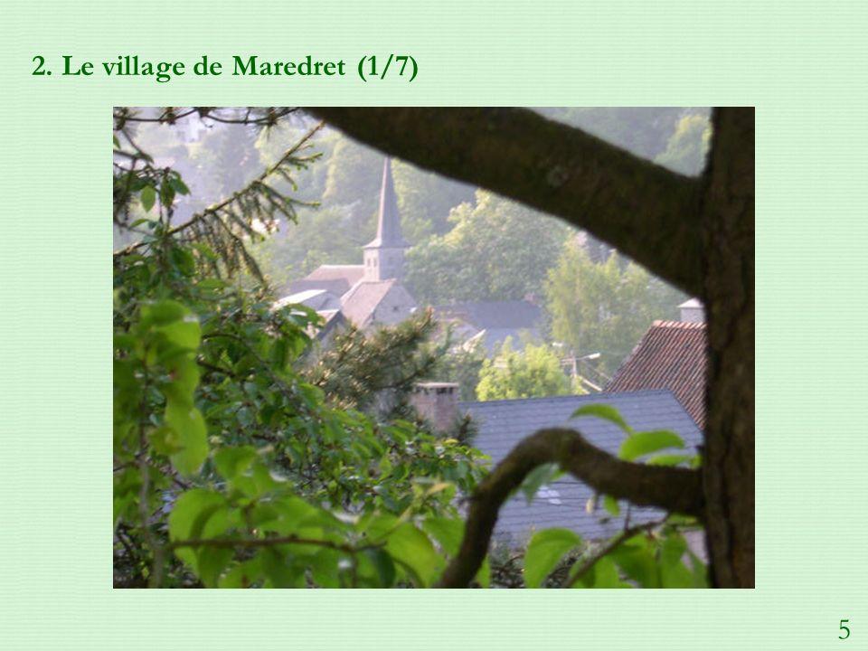 2. Le village de Maredret (1/7) 5