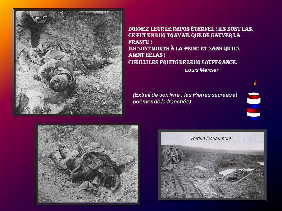 Poste de secours de Thiaumont Hôpital de Verdun- Glorieux Blessés de 1ere ligne