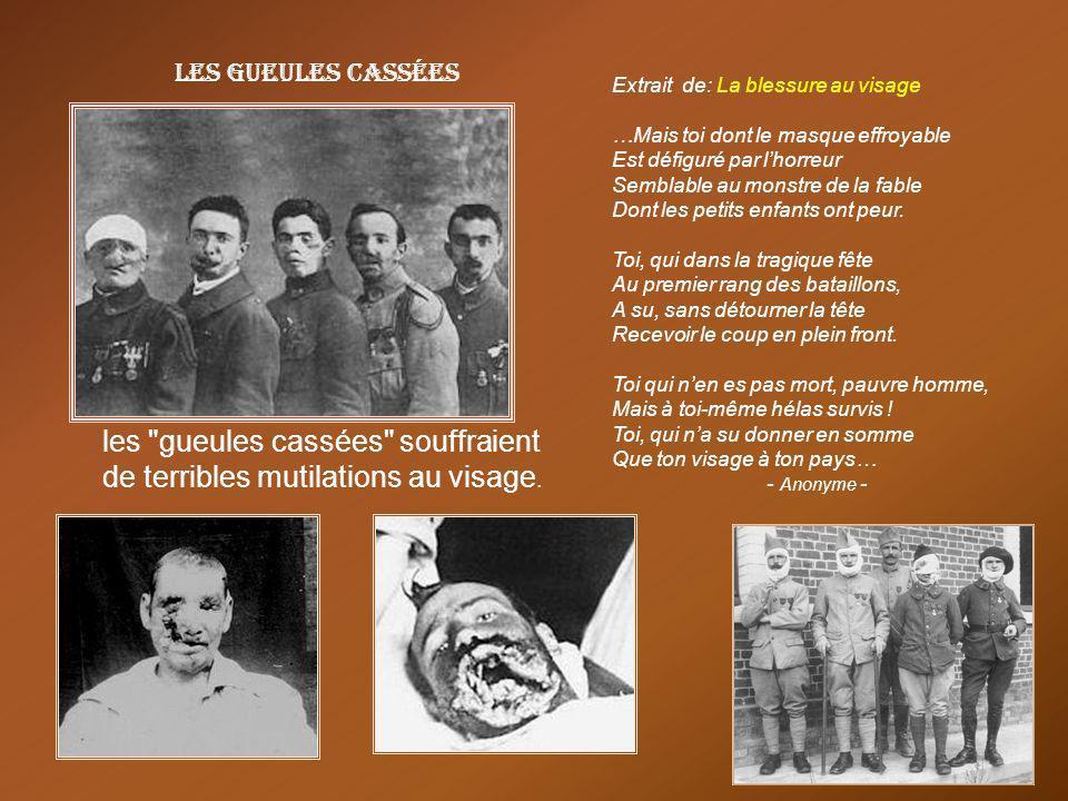 Le coquelicot est devenu après la guerre de 1914-18; le symbole du sang car ces fleurs poussaient au printemps autour des tombes des soldats décédés C
