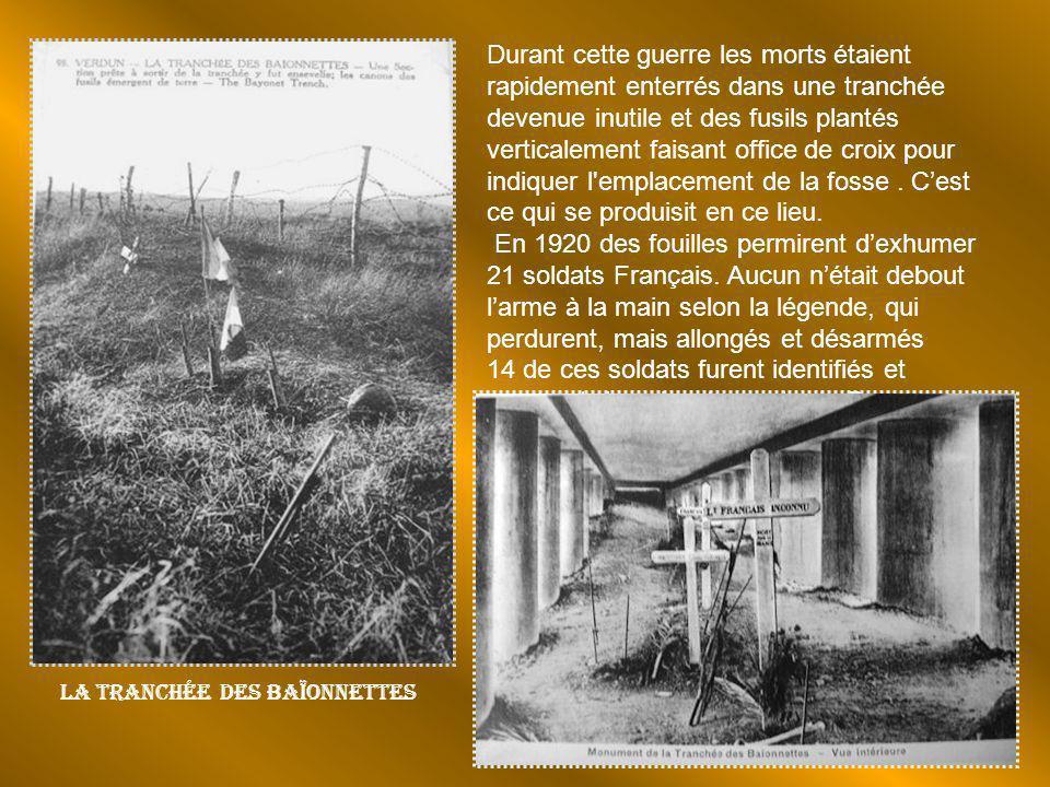 Village entièrement détruit en 1916 durant la bataille de Verdun et ne fut pas reconstruit. Le site est devenu un lieu de souvenir. Village déclaré: