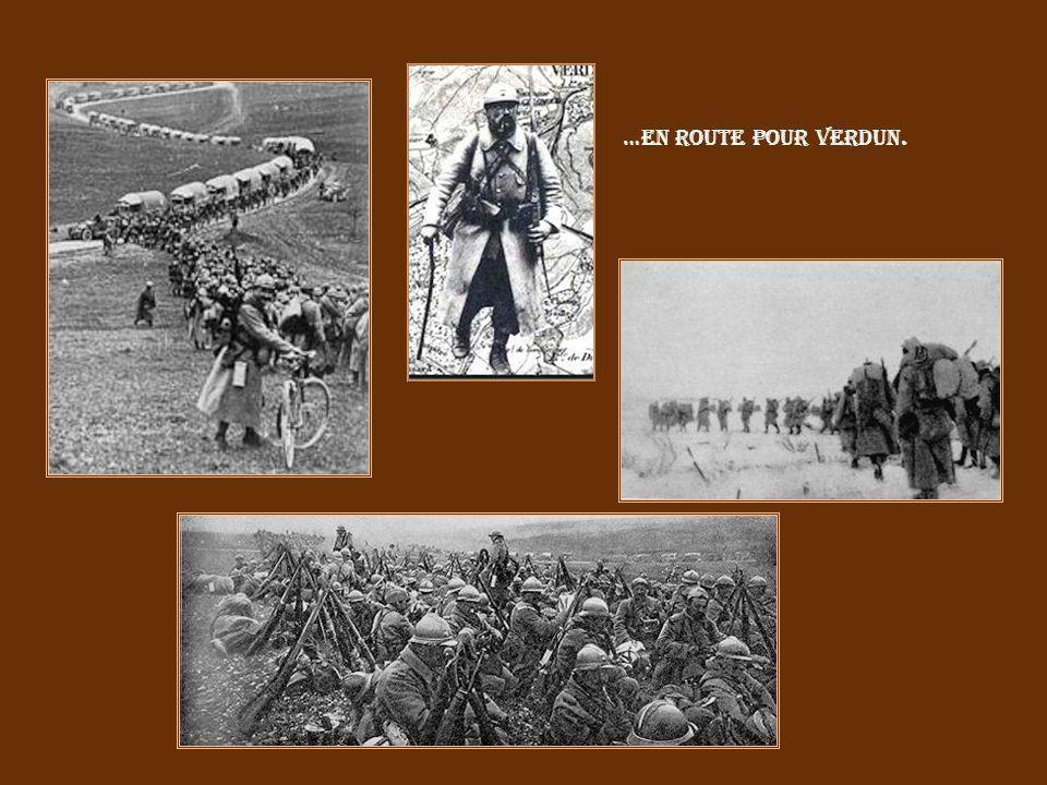 Cette route unique qui permit le ravitaillement et la relève en homme des combattants de verdun Ce nom a été donné par Maurice Barrès à la route qui a