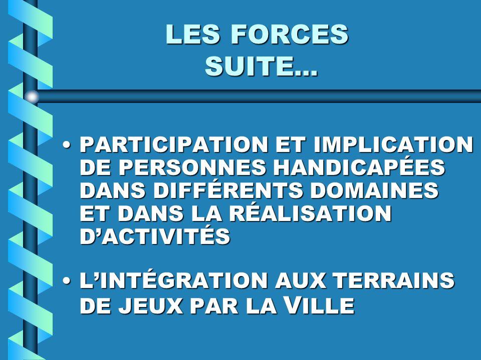 AUTRES INTÉGRER LA PARTICIPATION DE REPRÉSENTANTS DORGA- NISMES AU SEIN DE LA COMMISSION CONSULTATIVE «PERSONNES HANDICAPÉES & VILLE» INTÉGRER LA PARTICIPATION DE REPRÉSENTANTS DORGA- NISMES AU SEIN DE LA COMMISSION CONSULTATIVE «PERSONNES HANDICAPÉES & VILLE» VIEILLISSEMENT DE LA POPU- LATION (ADAPTER LENSEMBLE DES SERVICES ET DES ENVE- LOPPES BUDGÉTAIRES) VIEILLISSEMENT DE LA POPU- LATION (ADAPTER LENSEMBLE DES SERVICES ET DES ENVE- LOPPES BUDGÉTAIRES)