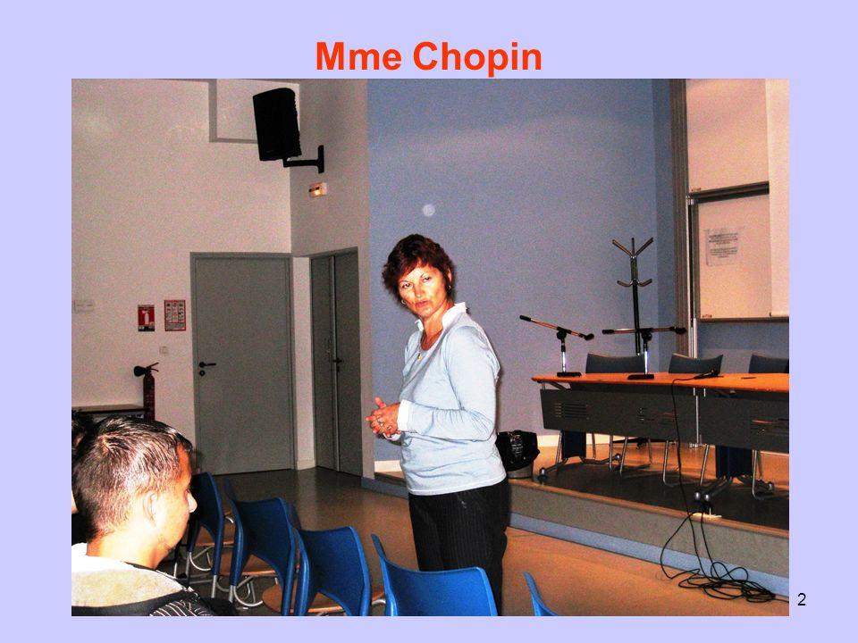 2 Mme Chopin