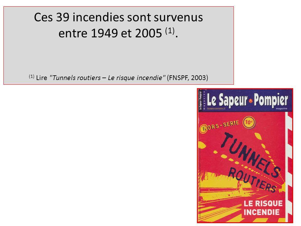 Les 9 comportements, les usagers et le tunnel du Fréjus Les usagers…Les devenirs… 3Senfuient à pied lorsque le front de fumées arrive à leur hauteur.2Ils meurent.