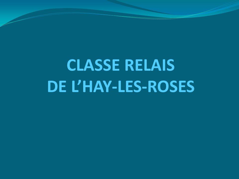 CLASSE RELAIS DE LHAY-LES-ROSES