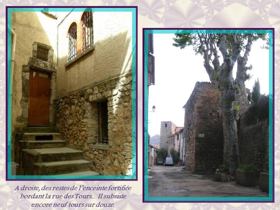 Une fontaine existait déjà en ce lieu au Moyen Age et elle sauva la ville en 1579 lors du siège des Carcistes, durant les guerres de Religion. La font