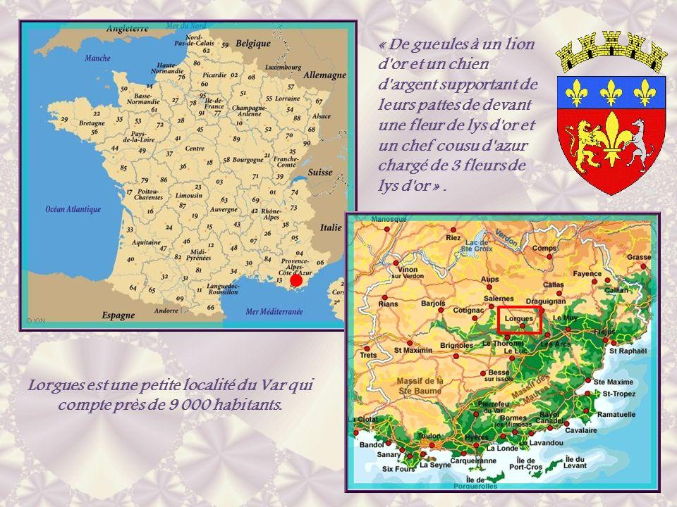 Lorgues est une petite localité du Var qui compte près de 9 000 habitants.