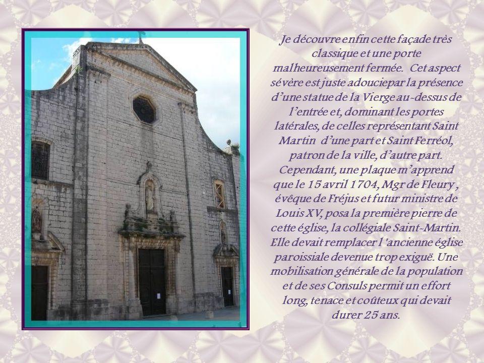 Lors de la suppression de lordre, en 1312, la presque totalité de ses biens à Lorgues revint aux Cisterciens du Thoronet.