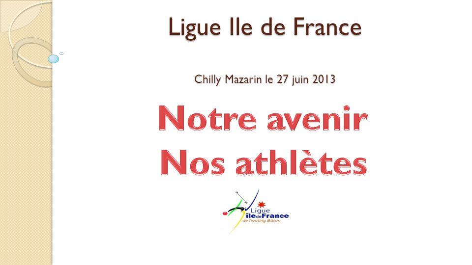 Ligue Ile de France