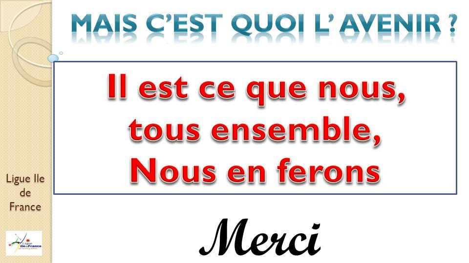 Ligue Ile de France Merci