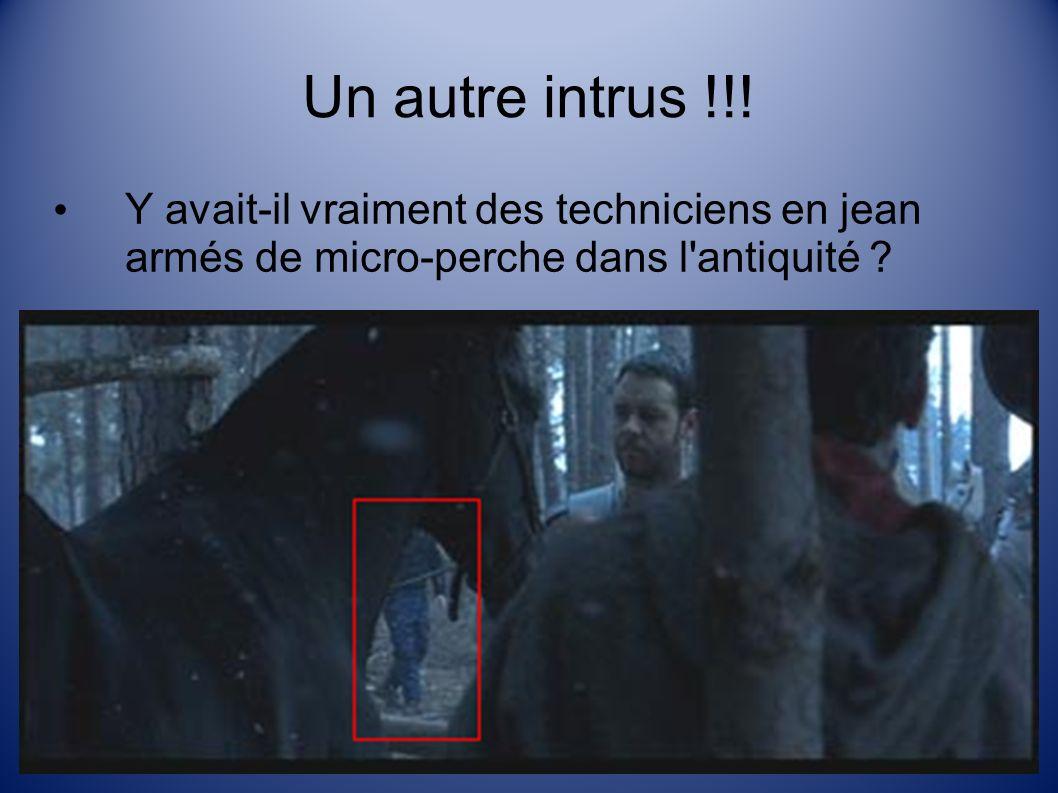 Un autre intrus !!.