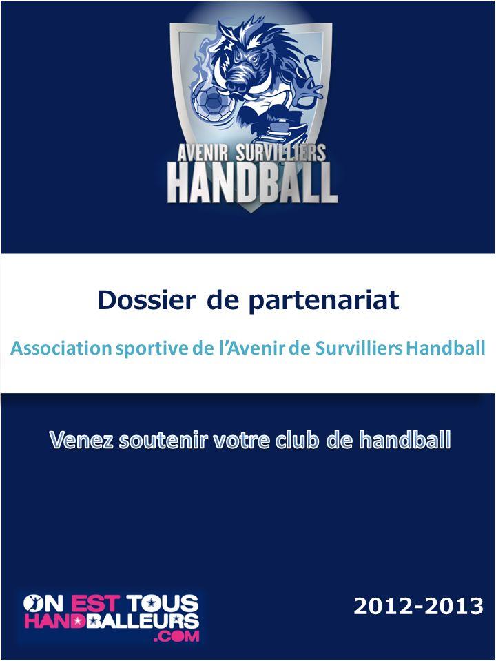 Dossier de partenariat Association sportive de lAvenir de Survilliers Handball Dossier de partenariat Association sportive de lAvenir de Survilliers H