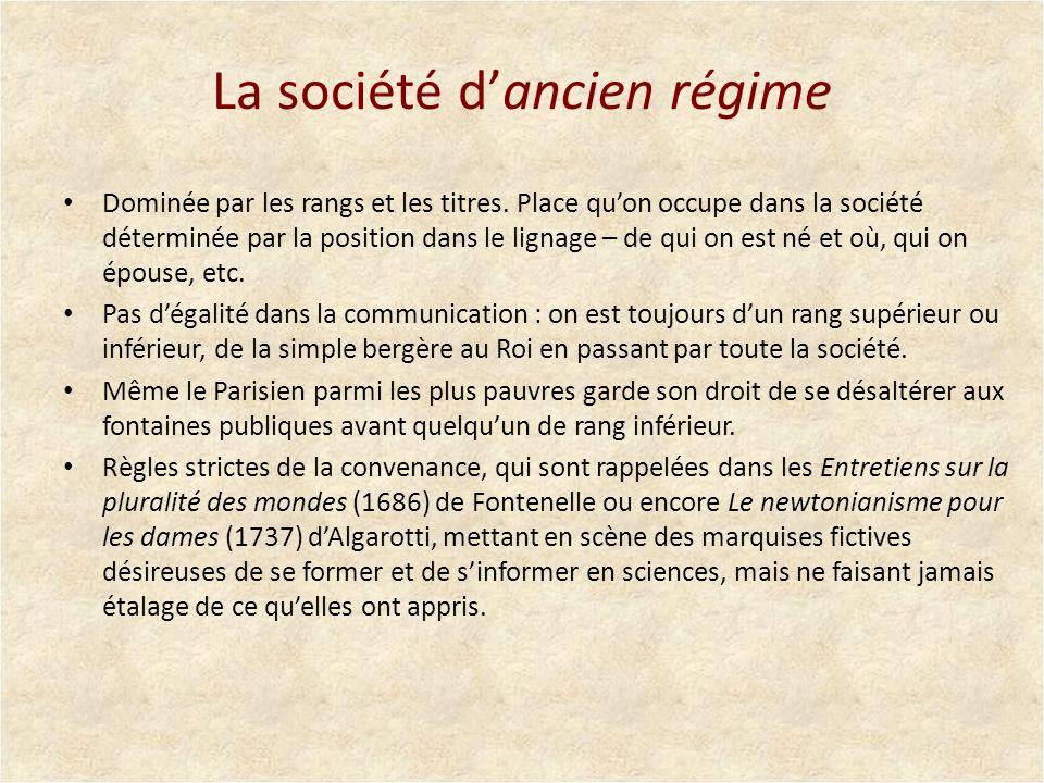 Voltaire sur Émilie Du Châtelet « Jamais une femme ne fut si savante quelle, et jamais personne ne mérita moins quon dit delle : cest une femme savante.