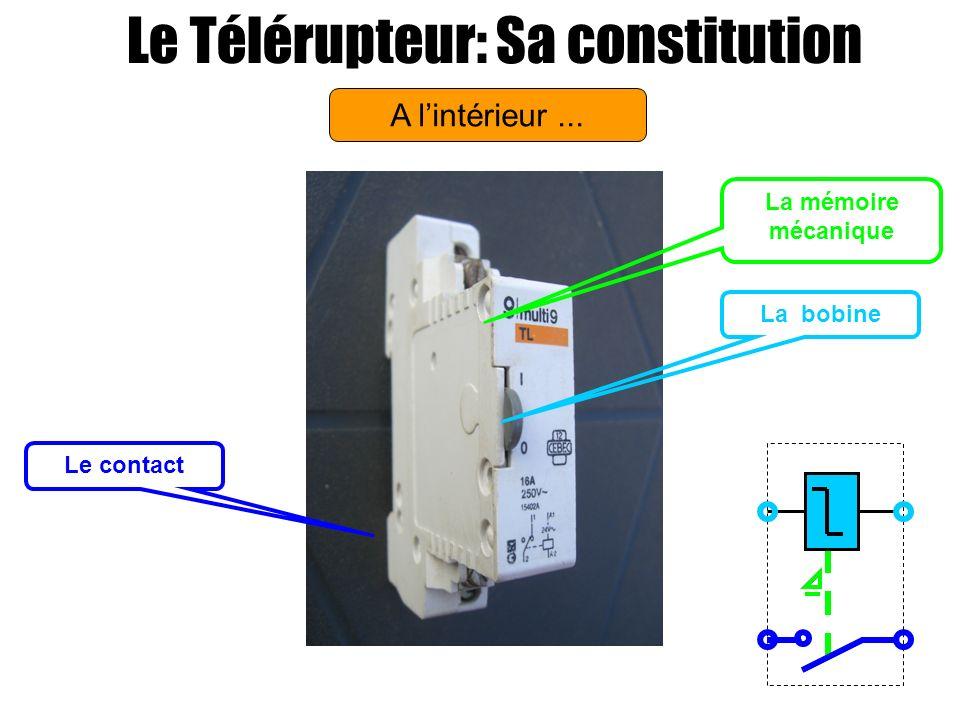 Le Télérupteur comment ça marche? Le fonctionnement interne