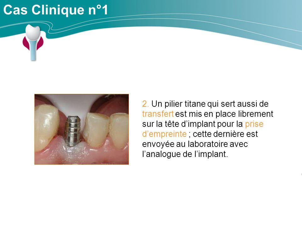 Cas Clinique n°1 2.