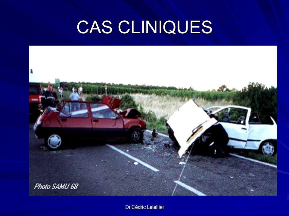 Dr Cédric Letellier CAS CLINIQUES