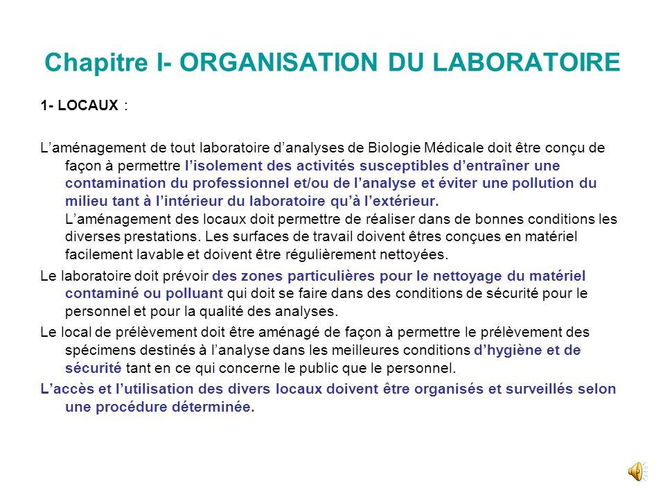 INTRODUCTION Le présent guide est le référentiel qualité obligatoire pour les laboratoires, et a pour but de :. 1.Aider à rationaliser le fonctionneme