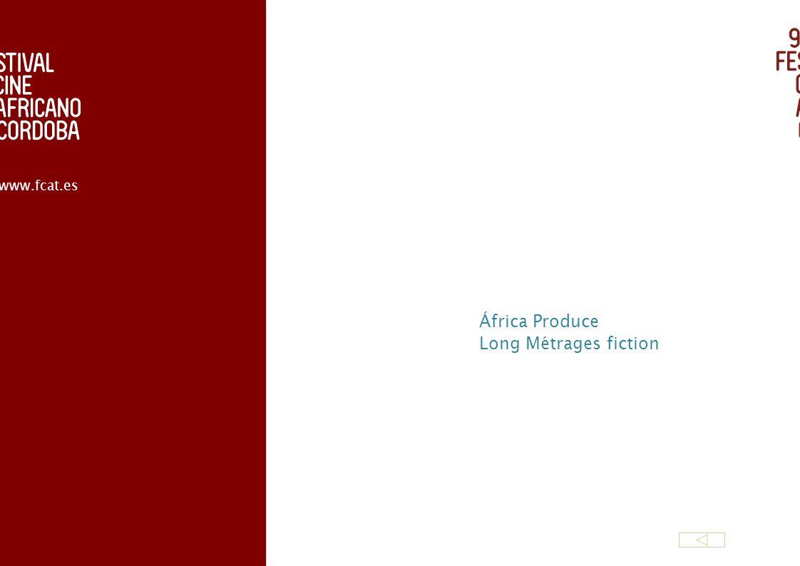 África Produce Long Métrages fiction www.fcat.es