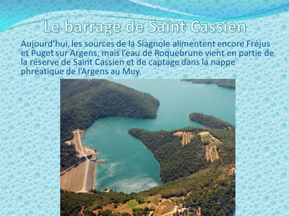 Laqueduc a une longueur de plus de 40 km. Une partie de laqueduc romain est toujours utilisée aujourdhui. Il est parfois aérien,parfois souterrain.