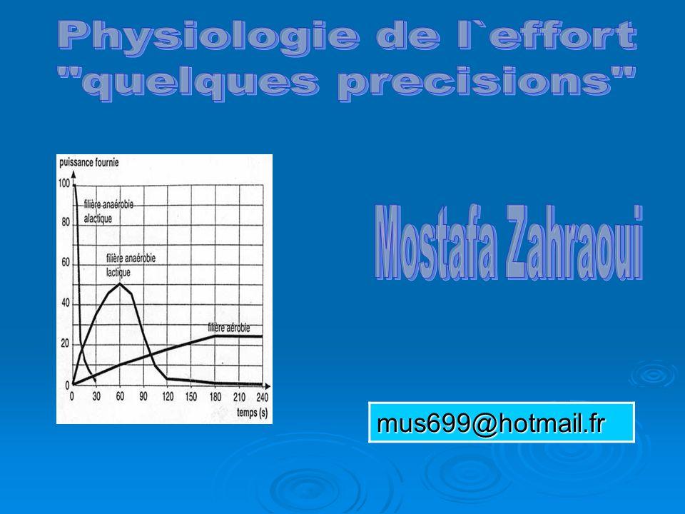 Fonction du muscle La fonction principale du tissu musclaire est la contraction.