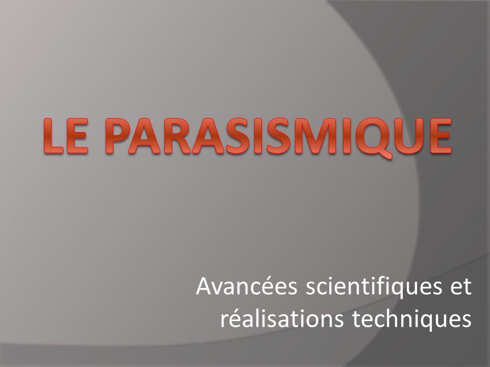 Avancées scientifiques et réalisations techniques