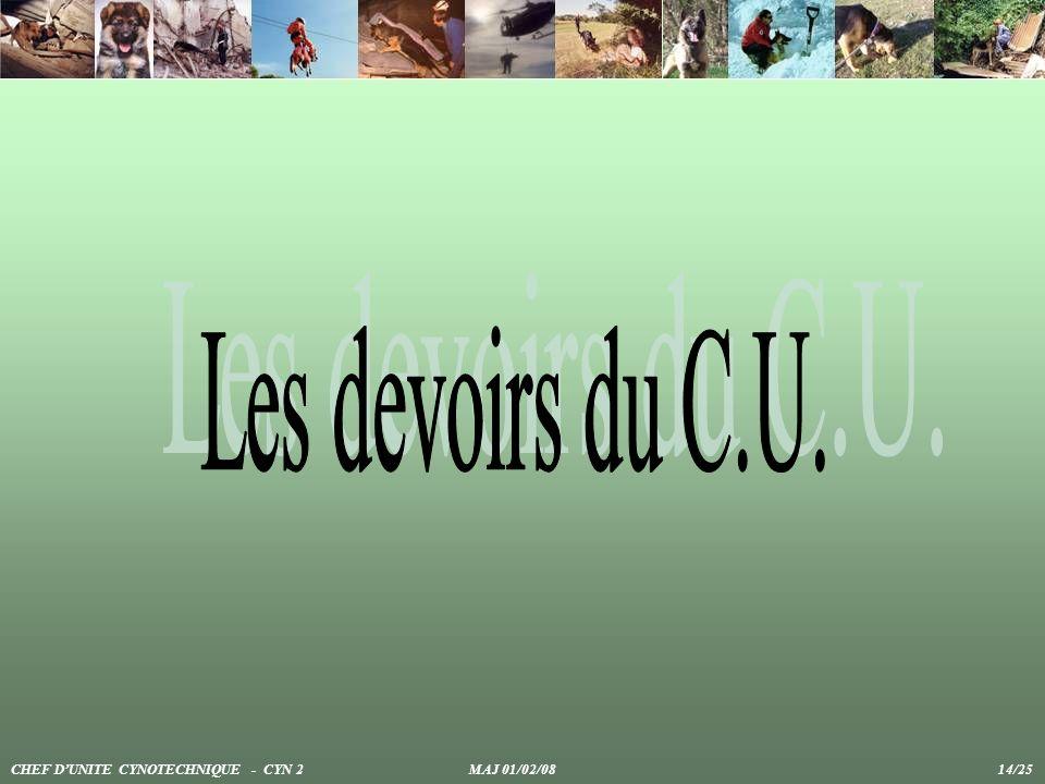 CHEF DUNITE CYNOTECHNIQUE - CYN 2 MAJ 01/02/08 14/25