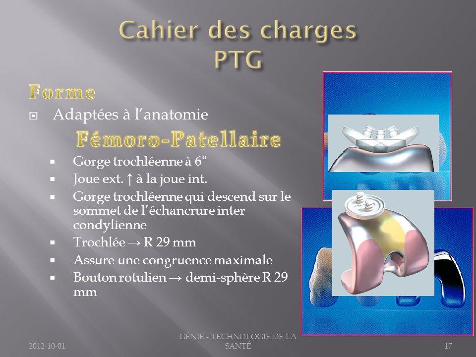 172012-10-01 GÉNIE - TECHNOLOGIE DE LA SANTÉ