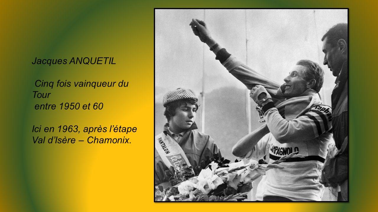 Les DRAMES avec : Chute de Roger RIVIERE en 1960 au col du Perjuret (Millau-Avignon) et mort de Tom SIMPSON en 1967 sur les pentes du Mont Ventoux
